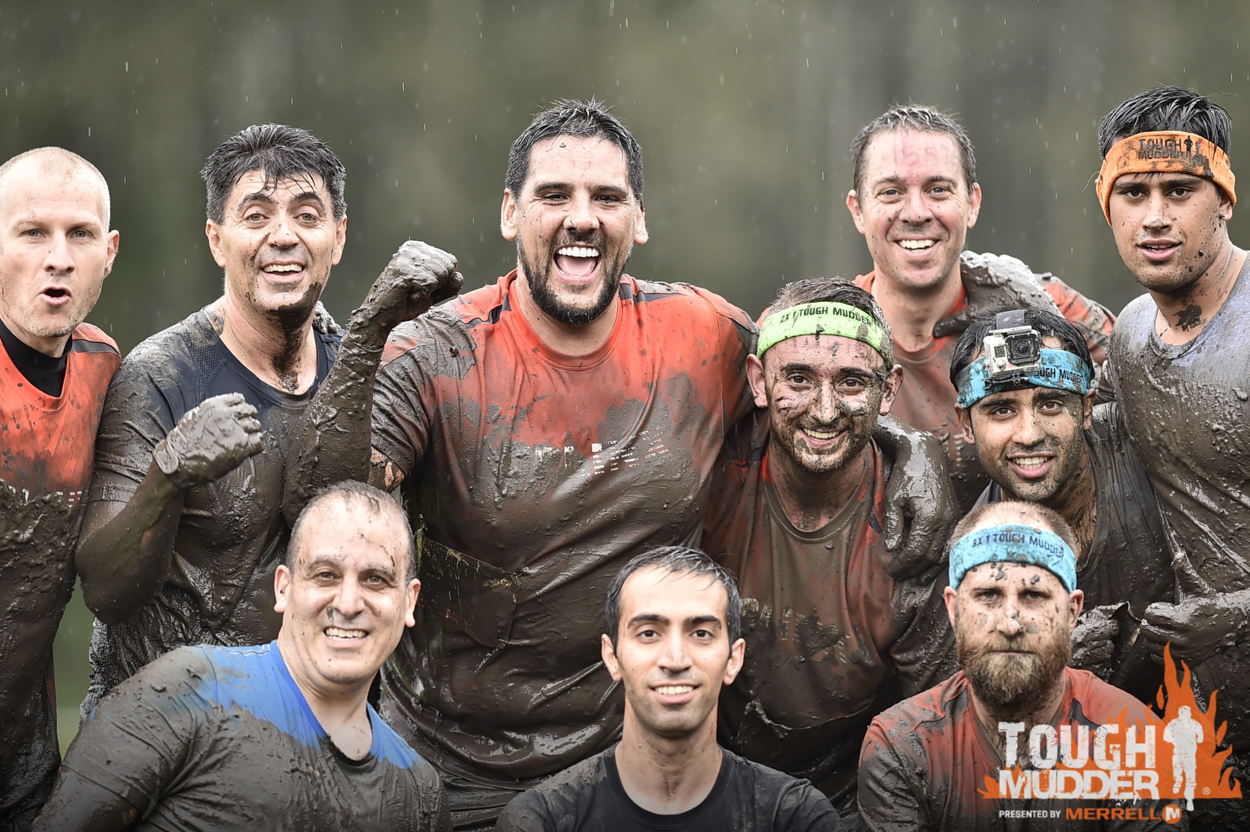 Outcomex Team - Tough Mudder 2016