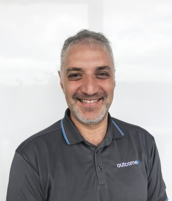 Welcoming Shervin Fathinia to the Outcomex Sydney Branch!