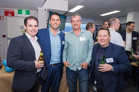 ARN – Outcomex celebrates first anniversary in Melbourne with key customers and vendors