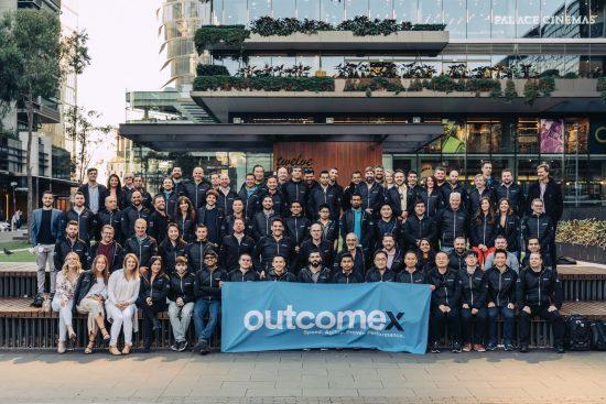 Financial year 18-19 team Outcomex