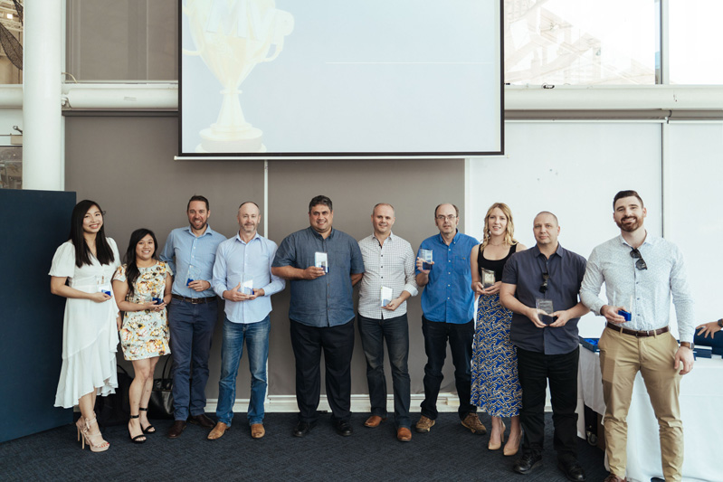 MVP Outcomex Employees Awards