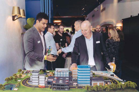 outcomex smart city model display