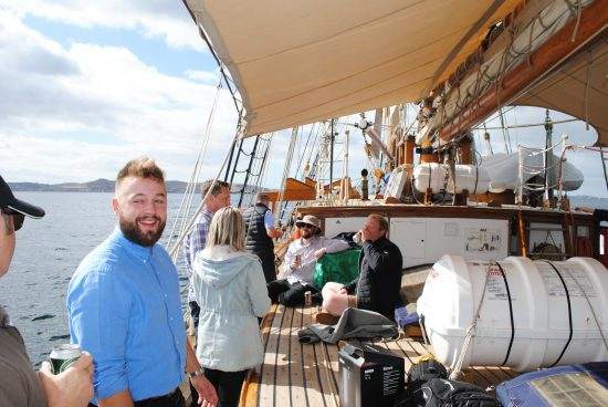 Hobart-Sailing-Day-4-Outcomex-on-a-boat