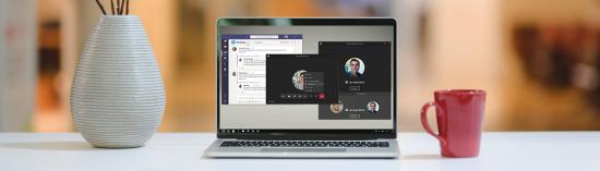 Microsoft Teams Merge Calls Function