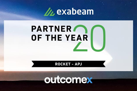 Exabeam – Winners of First Annual 'Partner of the Year' Awards