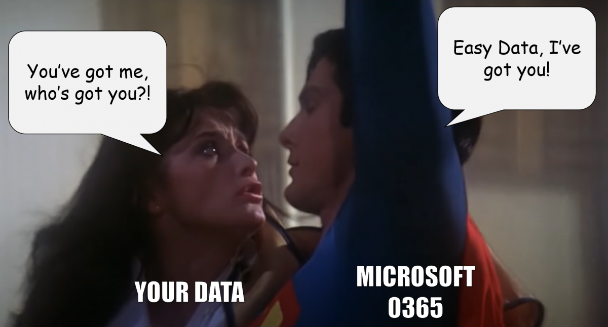 What are you risking with Microsoft O365?