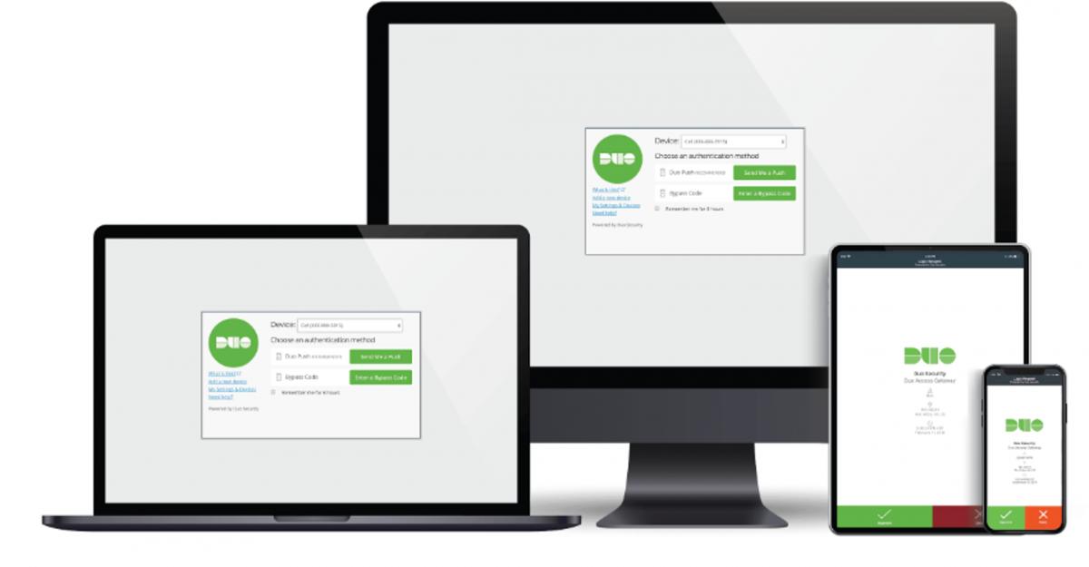 Passwordless with Cisco Duo