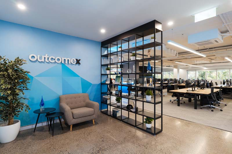 New Outcomex Head Office Opening